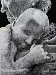 Grandma & baby